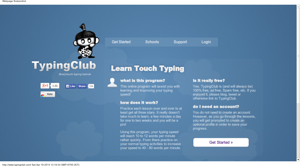 Learn-Touch-Typing-Free-TypingClub
