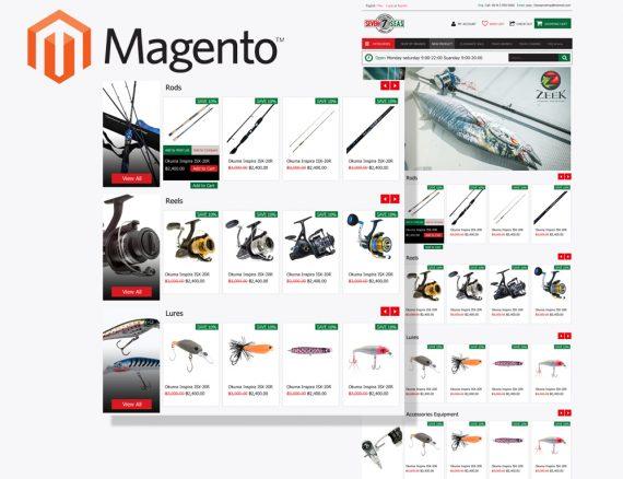 ปรับดีไซต์ 7seasproshop ระบบ Magento