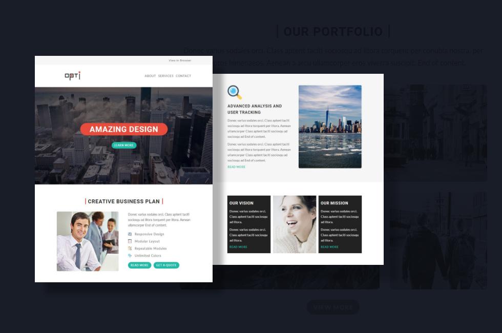 บริการออกแบบและจัดส่งอีเมล์ Email Marketing