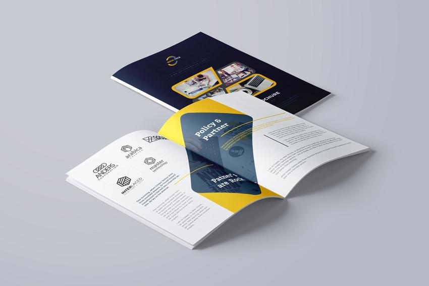 หนังสือ แค็ตตาล็อค แคตตาล็อก โบรชัวร์ brochure